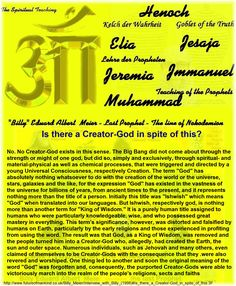 """Is there a Creator-God in spite of this?  No. No Creator-God exists in this sense. The Big Bang did not come about through the strength or might of one god, but did so, simply and exclusively, through spiritual- and material-physical as well as chemical processes, that were triggered and directed by a young Universal Consciousness, respectively Creation. The term """"God"""" has absolutely nothing whatsoever to do with the creation of the world or the universe, stars, galaxies and the like, for…"""
