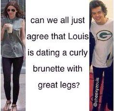 Who agrees? Please, no Larry or Elounor drama || YES SPREAD »»»»ELARRYYYY