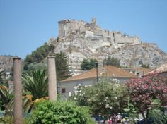 I Luoghi del Cuore: Castello Carafa di Roccella Jonica