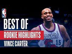 Vince Carter s BEST NBA Rookie Highlights  53172ebc3