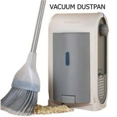 35 genius kitchen products  Ok Vacuum Dustpan I so need.