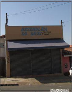 IGREJA ASSEMBLEIA DE DEUS MINISTÉRIO TRINDADE