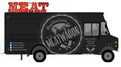 food truck template - Google Search