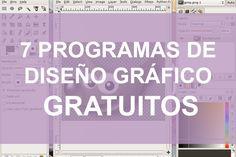 Lista de los mejores programas de diseño gráfico gratuitos que se pueden descargar desde Intenet. No hace falta que te gastes ni un solo euro para diseñar.