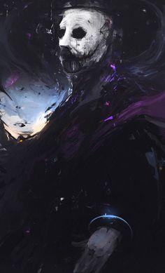 Pale Prince, Gergo Pocsai on ArtStation at https://www.artstation.com/artwork/5Gb4W