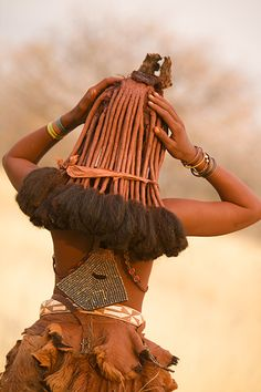 #Africa |  Himba, Namibia......jewelry???? REALLY?????  -We cover the world over 220 countries, 26 languages and 120 currencies hotel and flight deals.guarantee the best price multicityworldtravel.com