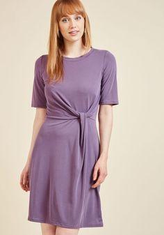 Traveler's Temperament Knit Dress