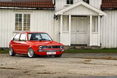 The World's Best Photos by ekkoj Volkswagen Golf Cabriolet, Vw Golf Mk1, Sweet Cars, Car Wallpapers, World Best Photos, Car Manufacturers, My Ride, Custom Cars, Cars And Motorcycles