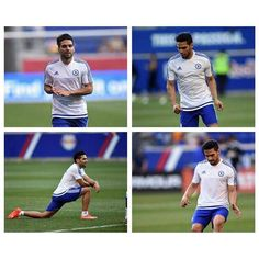 """""""Happy to join the team and start working with my new teammates at Chelsea Fc, Give Thanks, Football Soccer, Real Madrid, Baseball Cards, Shit Happens, Instagram, Happy, Sports"""