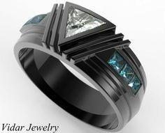 Dani par Daniel K Designer magnifique 1.5 Ct ronde CZ Argent Rose 14kt Ring SZ 7.5
