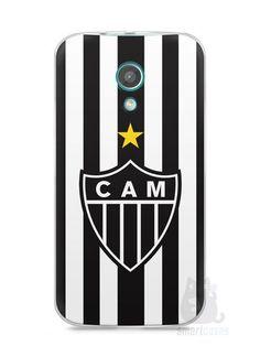 Capa Moto G2 Time Atlético Mineiro Galo #1