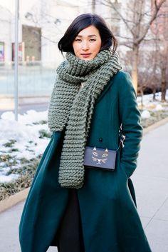 NYFW- New York Fashion Week Street Style