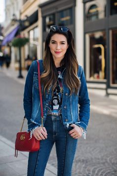 Top 5 Jean Jackets: Paige Denim, Madewell, ASOS, MI.H. Jeans and Rag & Bone — more at Thrifts and Threads