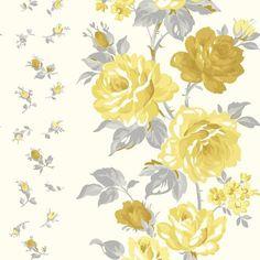 Clarissa Camomile Fabric
