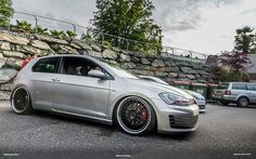 Golf 7 GTI at Wörthersee treffen 2014 - photo by Si Gray Volkswagen Models, Volkswagen Golf, Gti Mk7, Car Tuning, Car Manufacturers, Audi, Vehicles, Cars, Golf Tips