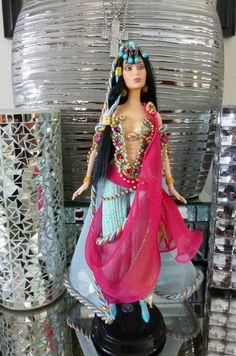 Custom Cher doll by Ovaz