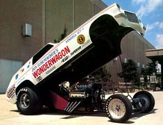 70s Funny Cars - Wonderwagon