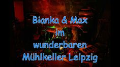 """KuckucksBlumenKind"" ### Bianka & Max im wunderbaren Mühlkeller Leipzig"