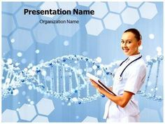 Dna Helix PowerPoint Presentation Template is one of the best Medical PowerPoint…