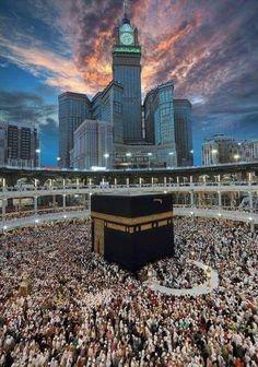 Mekkah Almukarramah Muslim Images, Islamic Images, Islamic Pictures, Islamic Art, Mecca Wallpaper, Islamic Wallpaper, Quran Wallpaper, Masjid Haram, Mecca Masjid