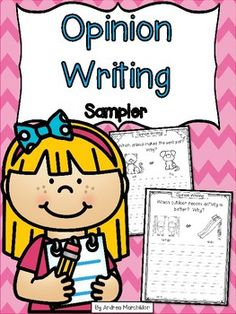 This Opinion Writing pack has free ready to go writing prompts for your kindergarten and first grade students! Check it out!