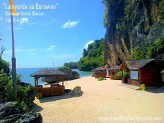 Borawan Island, Quezon Province, Philippines
