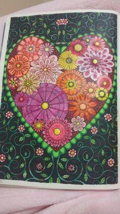 """Décima quarta ilustracão de """"O livro anti-insônica"""". The Can't Sleep Colouring Book (Creative Colouring for Grown-Ups)"""