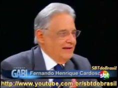 De Frente com Gabi - Fernando Henrique Cardoso - 01.08.2010