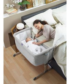 Sleep with baby, better than crib? like it? Is it safe?