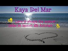 Love Is Always The Answer! / Die Antwort Ist Liebe - Immer! www.kaya-del-mar.com Meine Lebensaufgabe und Berufung besteht darin, die Menschen dabei zu unterstützen ganzheitliche Gesundheit und Lebensfreude zu erfahren, ihr Glück und ihren Seelenfrieden wiederzufinden, sie bei ihrem Weg zur Selbstfindung zu begleiten, sowie bei persönlichen Problemen und Lebenskrisen zu helfen, in ihren Herzen die Erinnerung an Liebe und alles Schöne zu erwecken und aufrecht zu erhalten.