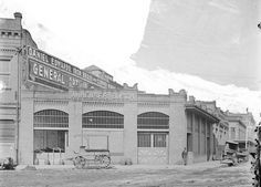 anheuser busch brewery stables cbd new orleans 1890s_unknown photographer