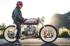 BMW R80 'Skyway' Boardracer