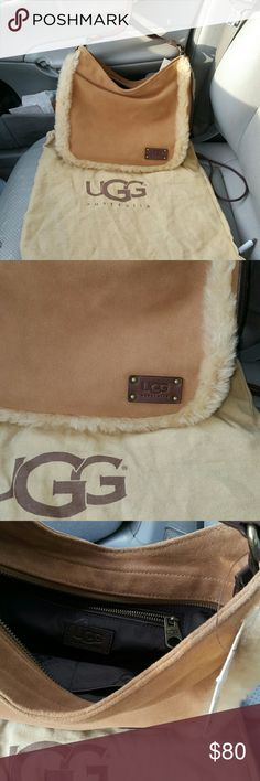 Ugg New with tag UGG Bags Shoulder Bags Fashion Tips, Fashion Design, Fashion Trends, Michael Kors Jet Set, Designer Handbags, Uggs, Shoulder Bags, Outfits, Collection
