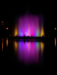 Spectacular Fountains from Around the World | Webdesigner Depot