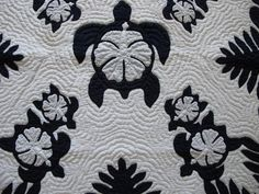 Hawaiian Quilt   Product Number: STHNB-WH42