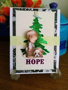 Mi Scrap: hope card Card Making, Scrapbook, Frame, Blog, Cards, Decor, Card Stock, Paper Envelopes, Picture Frame