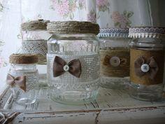 come recuperare barattoli di vetro in modo originale e creativo