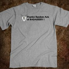 d6f7f7243 Badass T shirts, Bumper Stickers and Mugs from CafePress and Skreened  http://