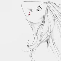 Kai Fine Art is an art website, shows painting and illustration works all over the world. Fashion Illustration Sketches, Art Drawings Sketches, Illustration Art, Geisha Art, Figure Sketching, Art Sketchbook, Drawing People, Portrait Art, Female Art