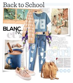"""""""Denim Guide 2015 09 07"""" by goodgame-1 ❤ liked on Polyvore featuring Gypsy, Giuseppe Zanotti and Lucky Brand"""