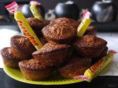 Mini muffins aux Carambars