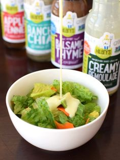 Really helpful review! Hilary's Eat Well Salad Dressings (Review) [from GoDairyFree.com]