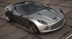 Aston Martin GT Zagato Design 2010