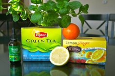 """DR. OZ'S  powerful metabolism-boosting drink TANGERINE """"WEIGHT-ORADE"""" RECIPE WITH A LEMON TWIST"""