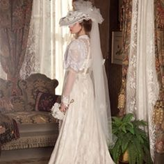 Wedding Dresses Victorian Style 85