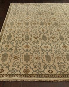 Laila Rug at Horchow. 8' x 10' $2024.10