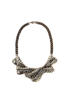 Anndra Neen necklaces - posted by Marina Larroude on Style