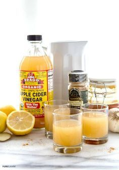 Nature's Flu Shot and Cold Buster -- Have a tingle in your throat? Feeling achey? Give this natural flu remedy a try. | Yuri Elkaim