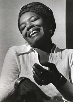 Photography - Maya Angelou in 1969 | Chester Higgins, Jr