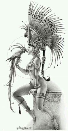 Pencil sketch Mexican Art, Arte Digital, Cool Art, Cholo Tattoo, Chicano Art Tattoos, Body Art Tattoos, Tatoo, Mesoamerican, Indian Head